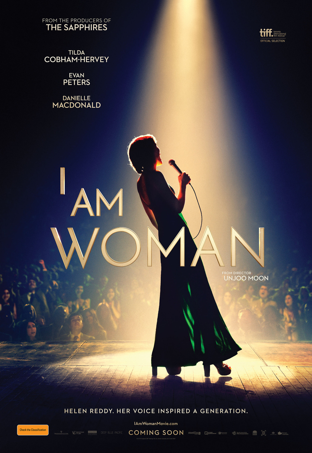 I Am Woman - special Mother's Day advance screenings!